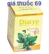 Thuốc Diatyp là thuốc gì? có tác dụng gì? giá bao nhiêu?