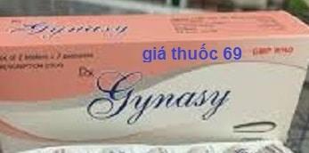 Thuốc Gynasy là thuốc gì? có tác dụng gì? giá bao nhiêu?