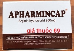 Thuốc Apharmincap 200 là thuốc gì? có tác dụng gì? giá bao nhiêu?