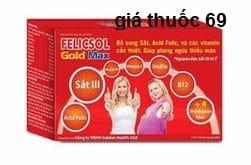 Thuốc Felicsol gold max là thuốc gì? có tác dụng gì? giá bao nhiêu?