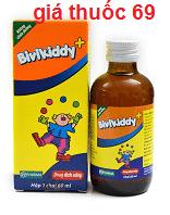 Thuốc Bivikiddy + là thuốc gì? có tác dụng gì? giá bao nhiêu?