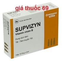 Thuốc Supvizyn là thuốc gì? có tác dụng gì? giá bao nhiêu?