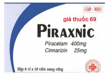 Thuốc Piraxnic là thuốc gì? có tác dụng gì? giá bao nhiêu?