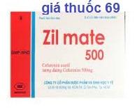 Thuốc Zil mate 500 là thuốc gì? có tác dụng gì? giá bao nhiêu?