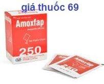 Thuốc Amoxfap 250mg là thuốc gì? có tác dụng gì? giá bao nhiêu?