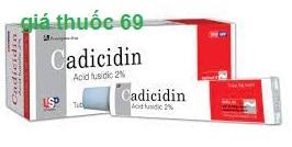 Thuốc Cadicidin 5g là thuốc gì? có tác dụng gì? giá bao nhiêu?