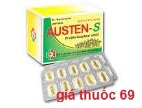 Thuốc Austen-S là thuốc gì? có tác dụng gì? giá bao nhiêu?