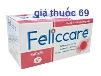 Thuốc Feliccare là thuốc gì? có tác dụng gì? giá bao nhiêu?