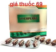 Thuốc Liverplant là thuốc gì? có tác dụng gì? giá bao nhiêu?