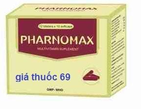 Thuốc Pharnomax là thuốc gì? có tác dụng gì? giá bao nhiêu?