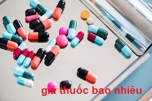 Thuốc Separon là thuốc gì? có tác dụng gì? giá bao nhiêu?