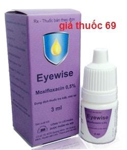 Thuốc Eyewise 3ml là thuốc gì? có tác dụng gì? giá bao nhiêu?