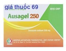 Thuốc Ausagel 250mg là thuốc gì? có tác dụng gì? giá bao nhiêu?