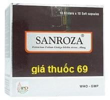 Thuốc Sanroza 40 là thuốc gì? có tác dụng gì? giá bao nhiêu?