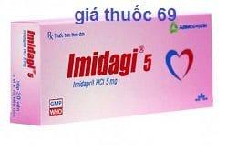 Thuốc Imidagi 5 là thuốc gì? có tác dụng gì? giá bao nhiêu?