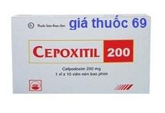Thuốc Cepoxitil 200 là thuốc gì? có tác dụng gì? giá bao nhiêu?