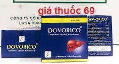 Thuốc Dovorico là thuốc gì? có tác dụng gì? giá bao nhiêu?